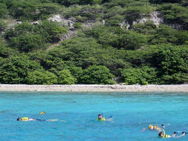 Guided snorkel tour (TUI Cruises)